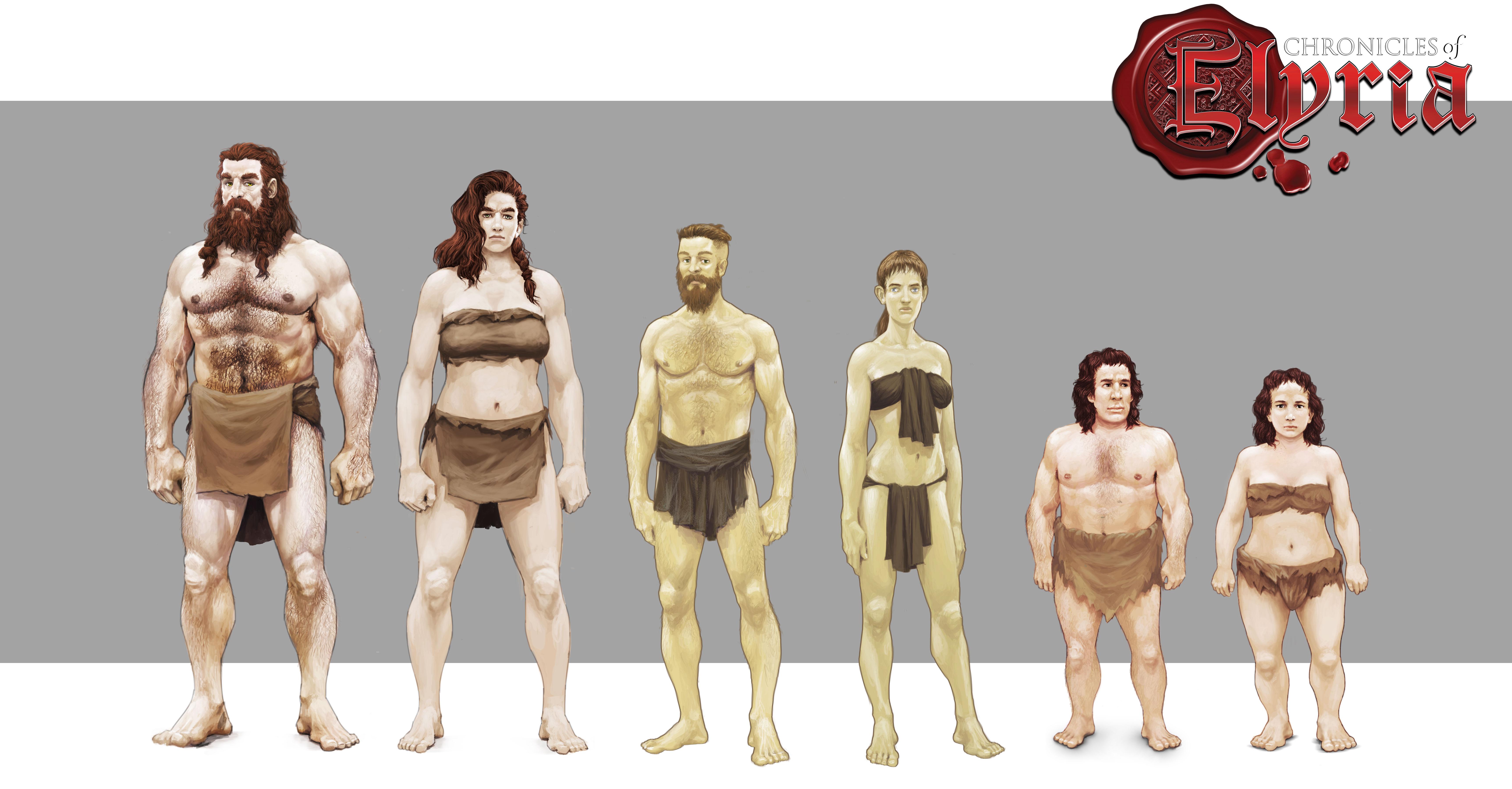 Die Brudvir, Neran und Hrothi
