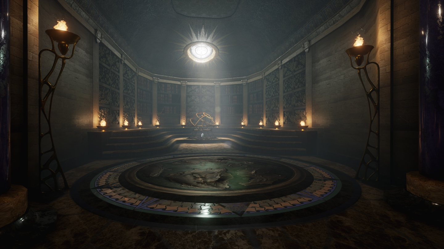 Figure 3 - In-game look at the Soul Chamber
